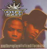 OutKast - Southernplayalisticadillacmuzik artwork