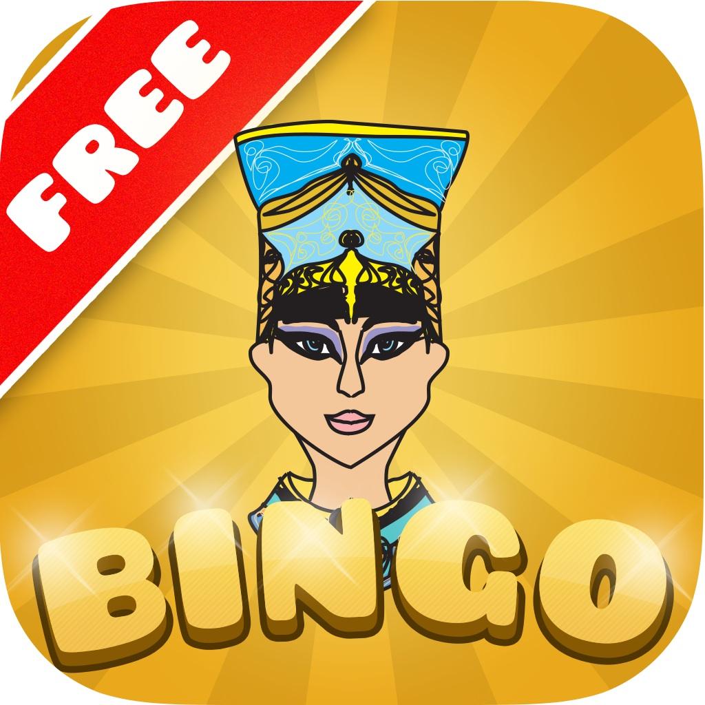 Cleopatra Bingo FREE - Ancient Egypt Shootout!
